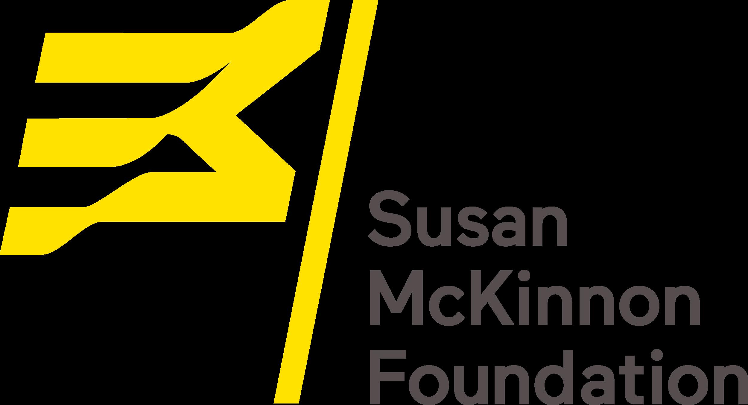 Susan McKinnon Foundation Brandmark RGB Charcoal.png
