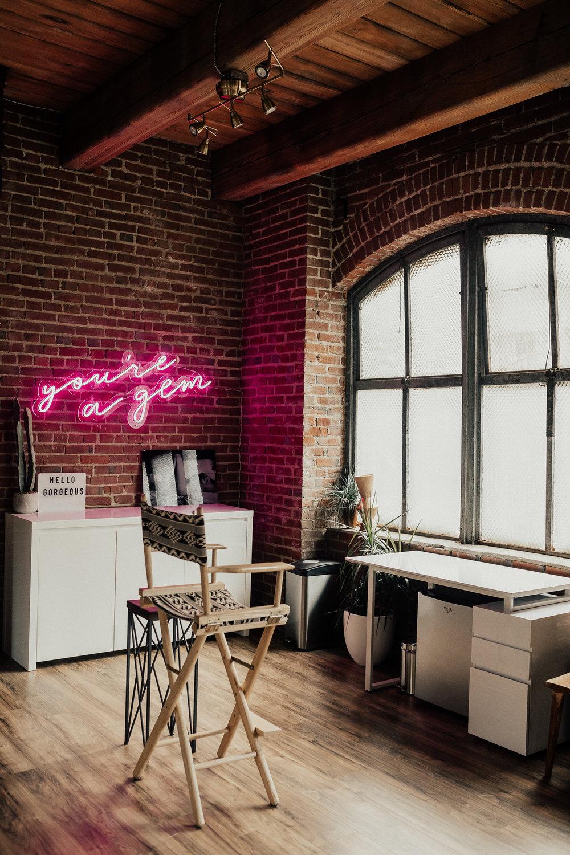 Photo of Indium Boudoir studio in KC