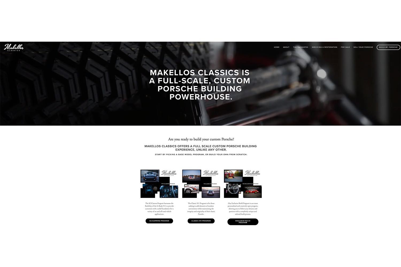 The Build My Porsche Page