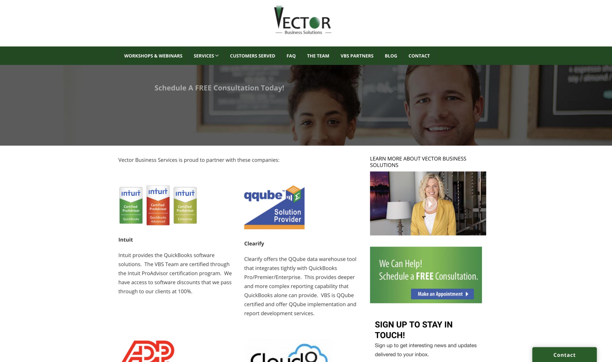 OLD VBS Homepage