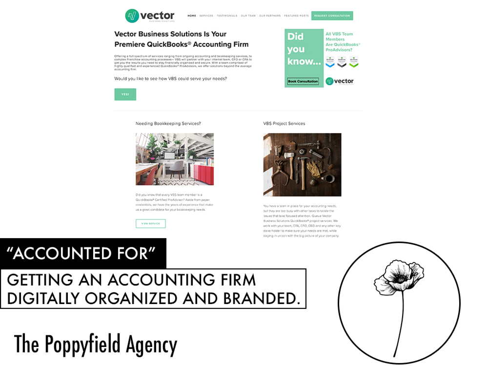 Our Work — The Poppyfield Agency