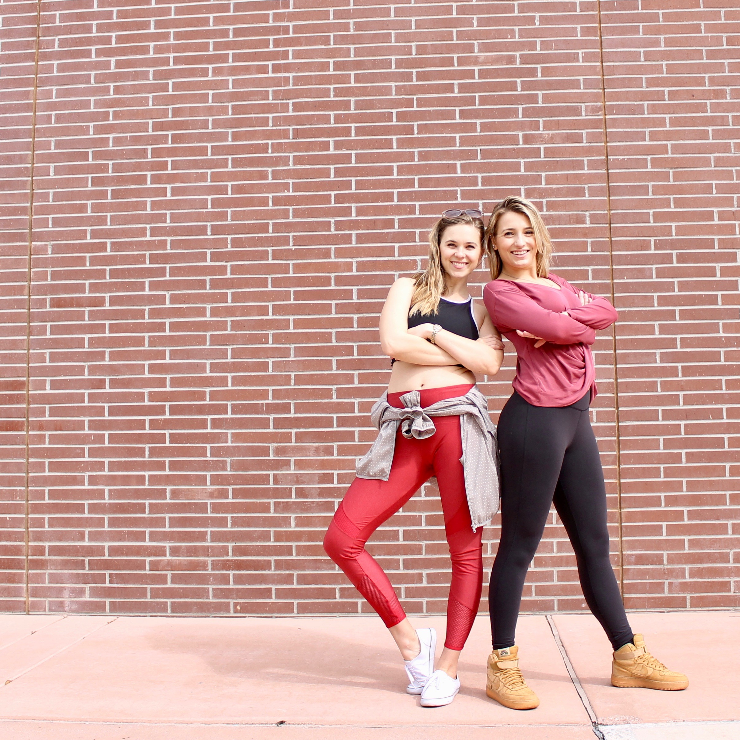 hey… - We're Natalie and Natalia. Natalie teaches yoga and meditation but needs dance. Natalia teaches dance but needs meditation. Together we created a mindful dance experience that feels a lot like journaling with your body. We hope you can join us.