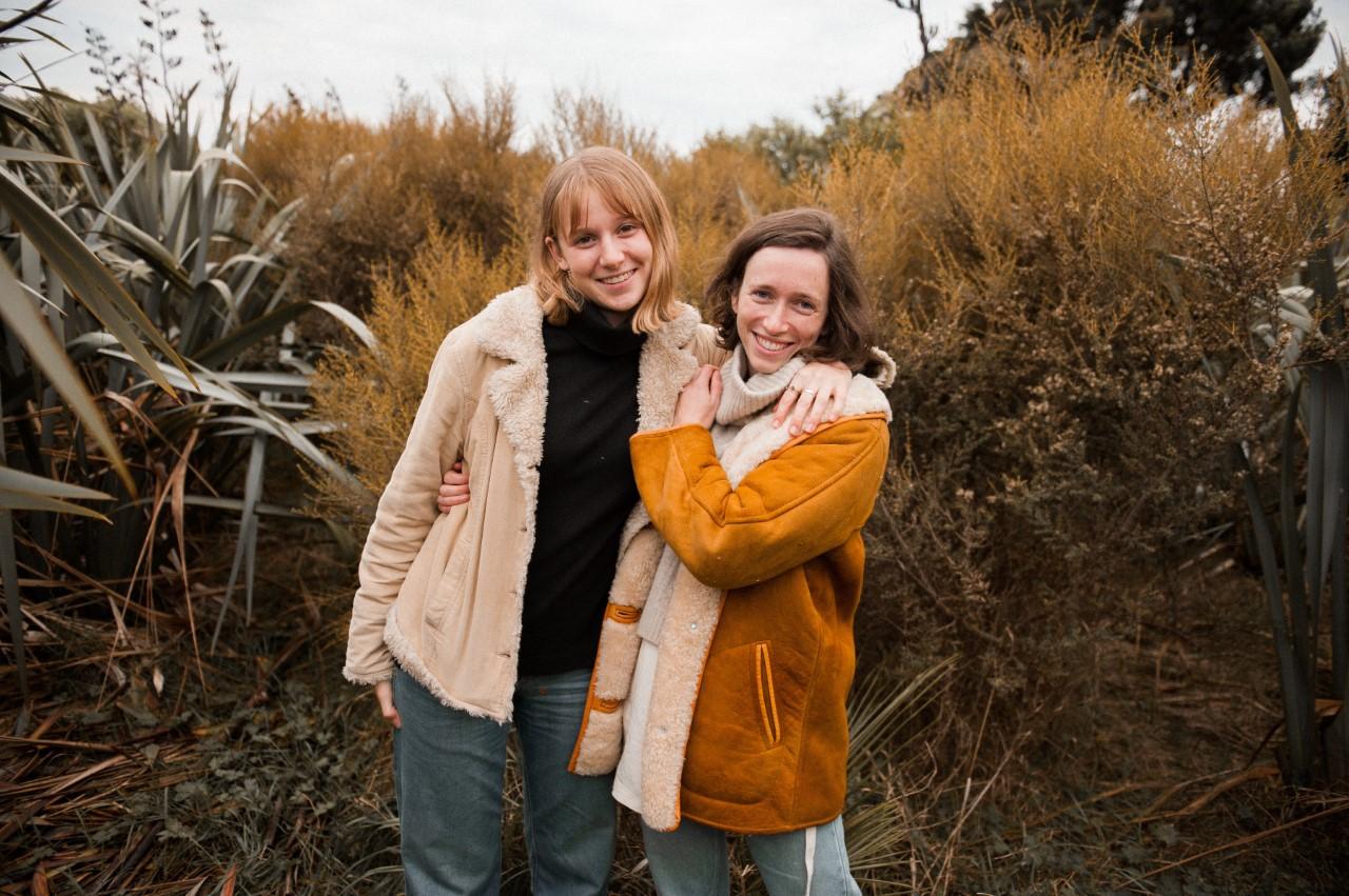Shannon and Elisha, NISA co-founders