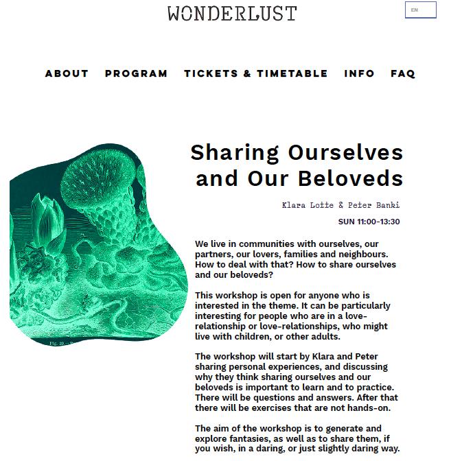Klara Lotte Sharing Wonderlust Festival.png