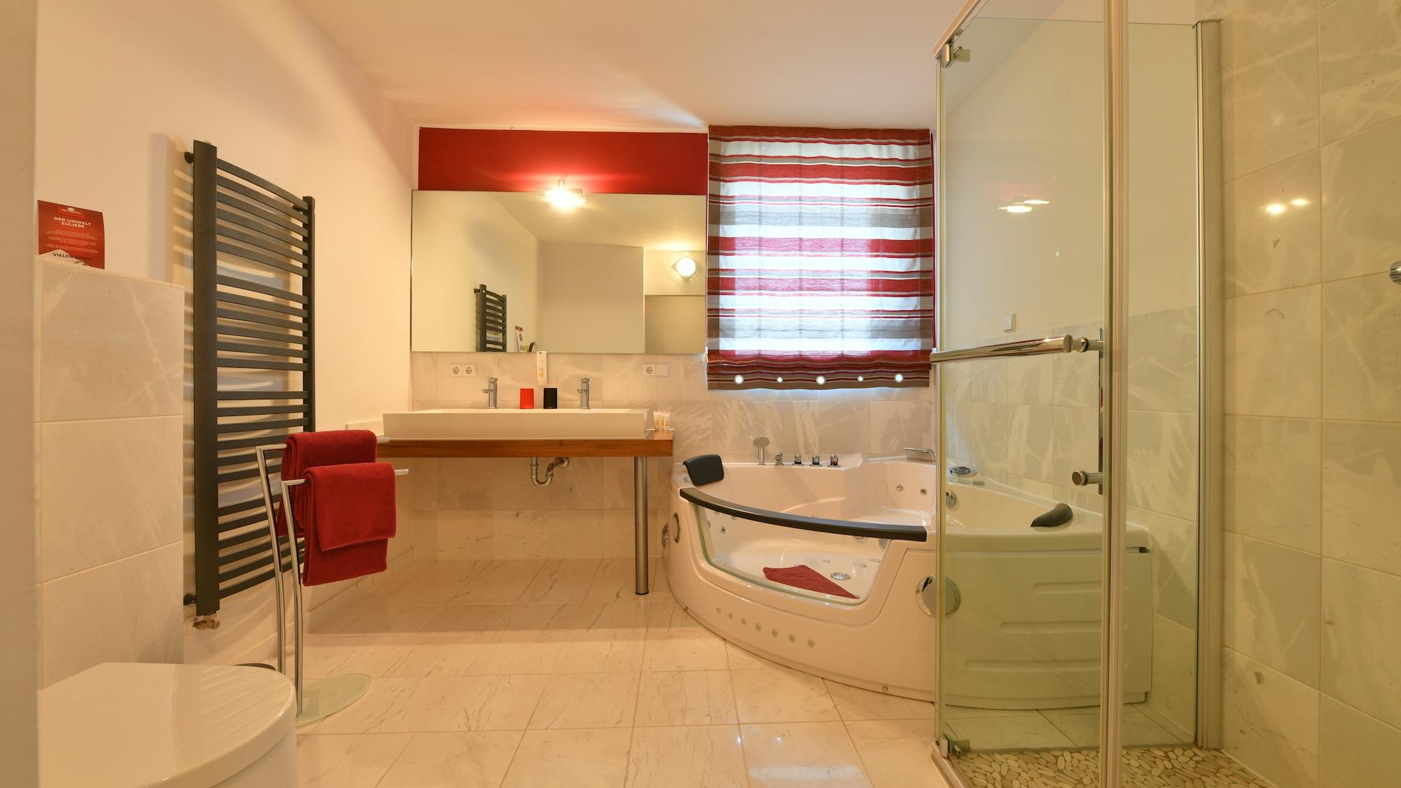 Hotel Merseburg Leuna Zimmer Suite Skyhotel