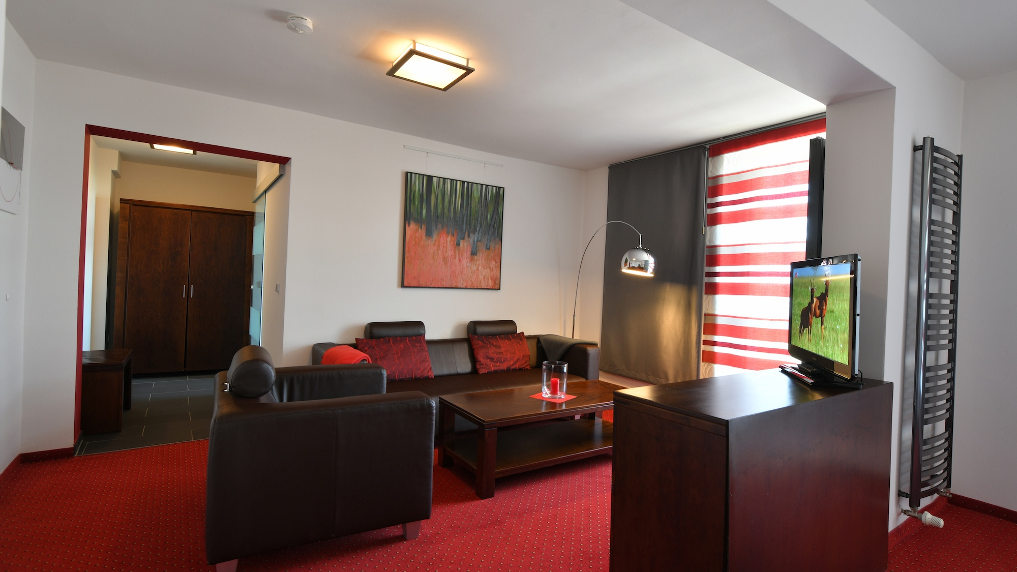 Hotel Merseburg Leuna Suite Zimmer Skyhotel