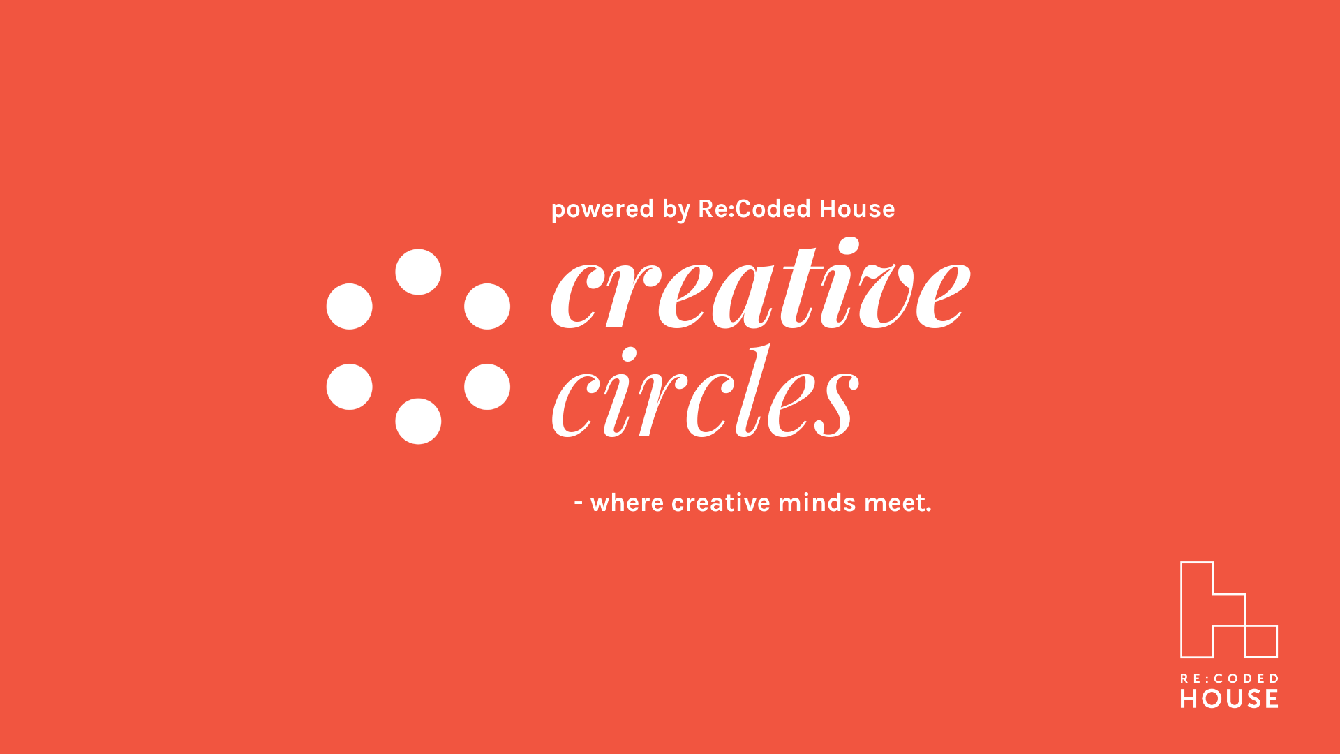 Creative Circles - We're proud to host a monthly event series dedicated to the creative industries. Whether you've been working in the creative field for a decade, or are newly interested in the arts, Creative Circles invites creatives to our space to share their work and learn from one another. Events are held monthly, and to see if an event is upcoming, visit our Facebook.