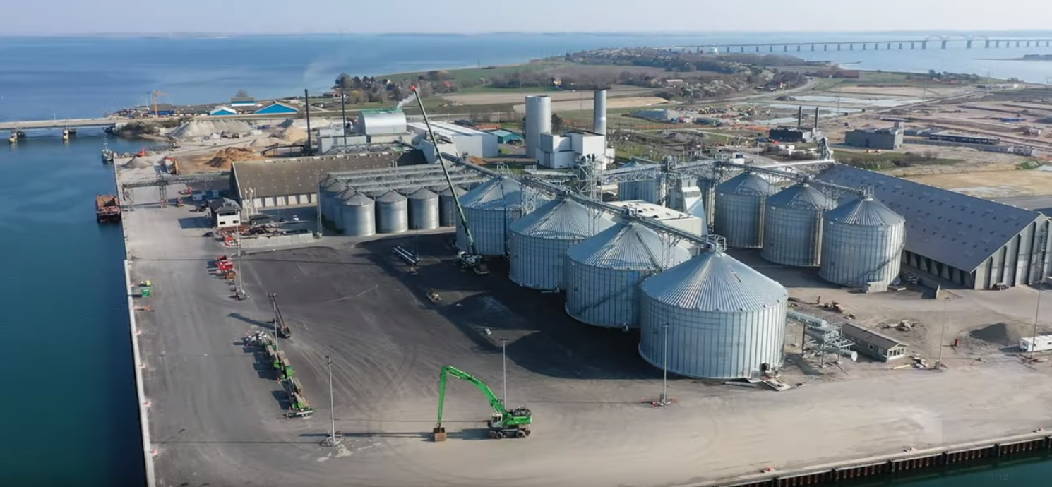 DLG Expand Largest Bulk Terminal Ever With State-of-art Supertech Agroline Technology