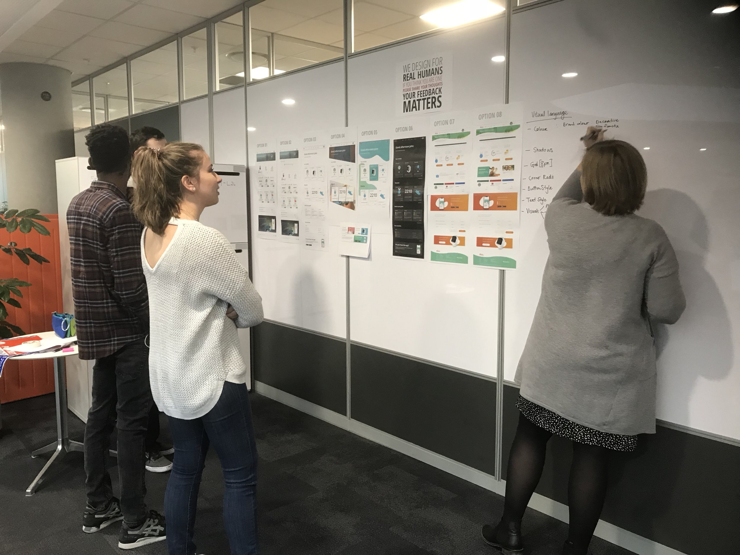 Service Design Immersion - Learn how to apply Service Design methods in a 2 day action learning programme designed to work on your business challenges.