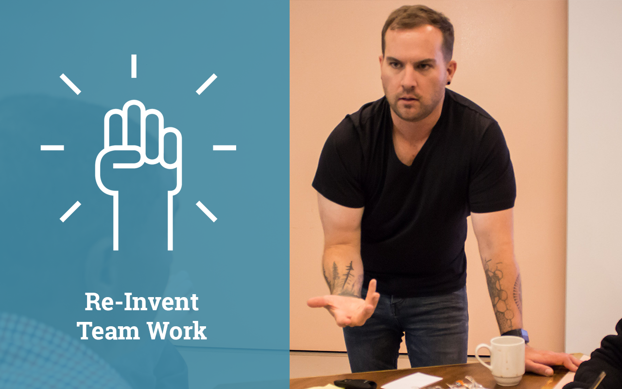 Design Better Ways to Work