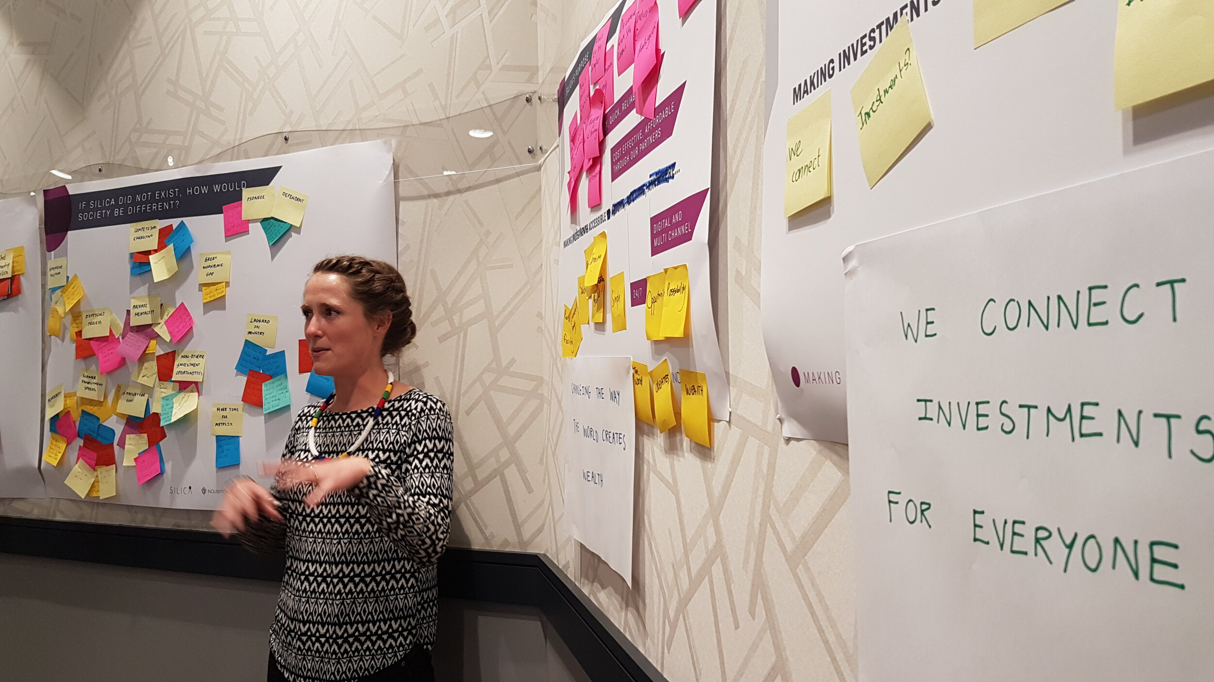 Design Thinking for People Leaders - Learn how to facilitate the design-thinking process as a leader in HR, L&D or OD.