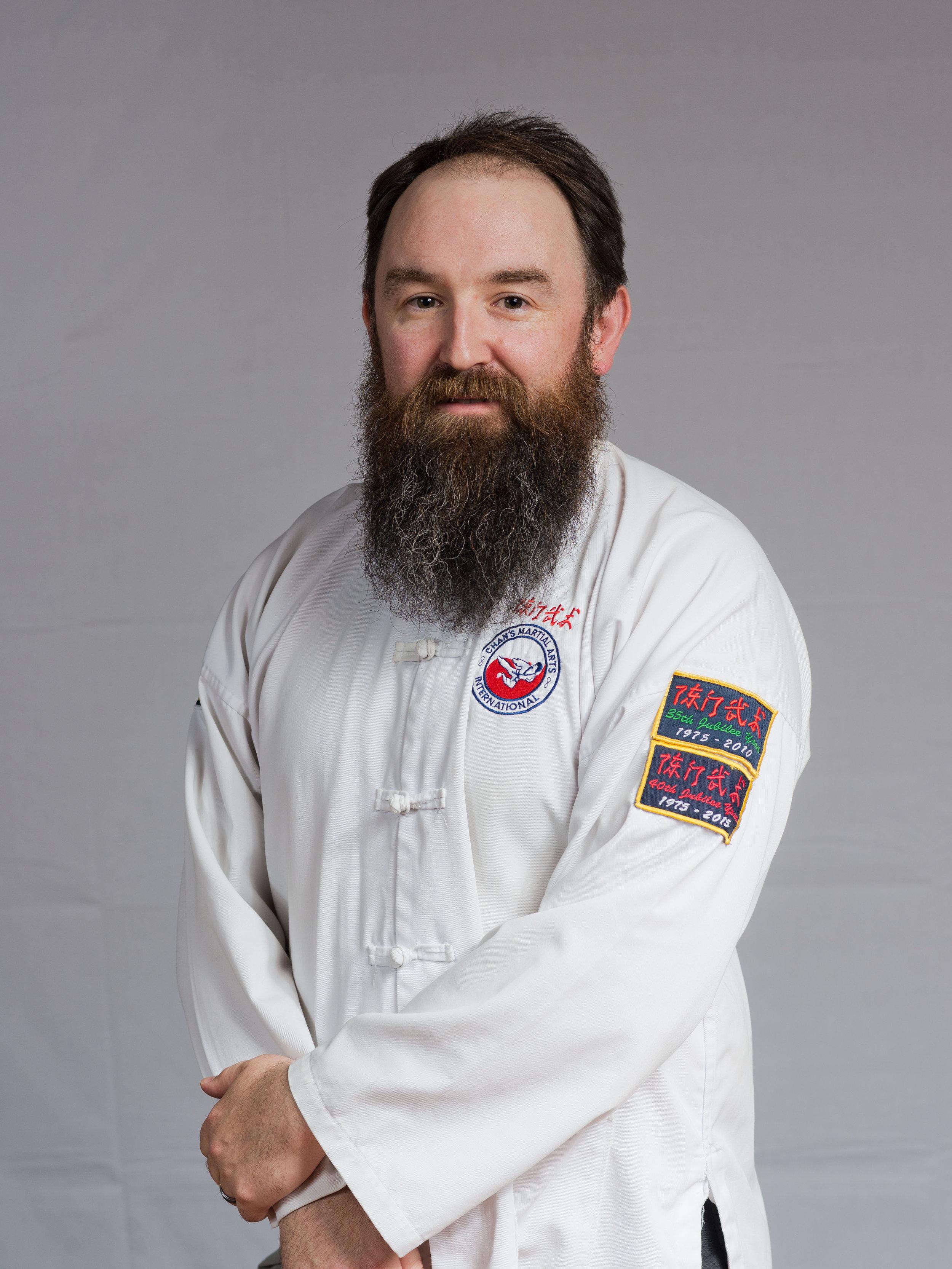 Chief Instructor - Rowan Findley Laoshi