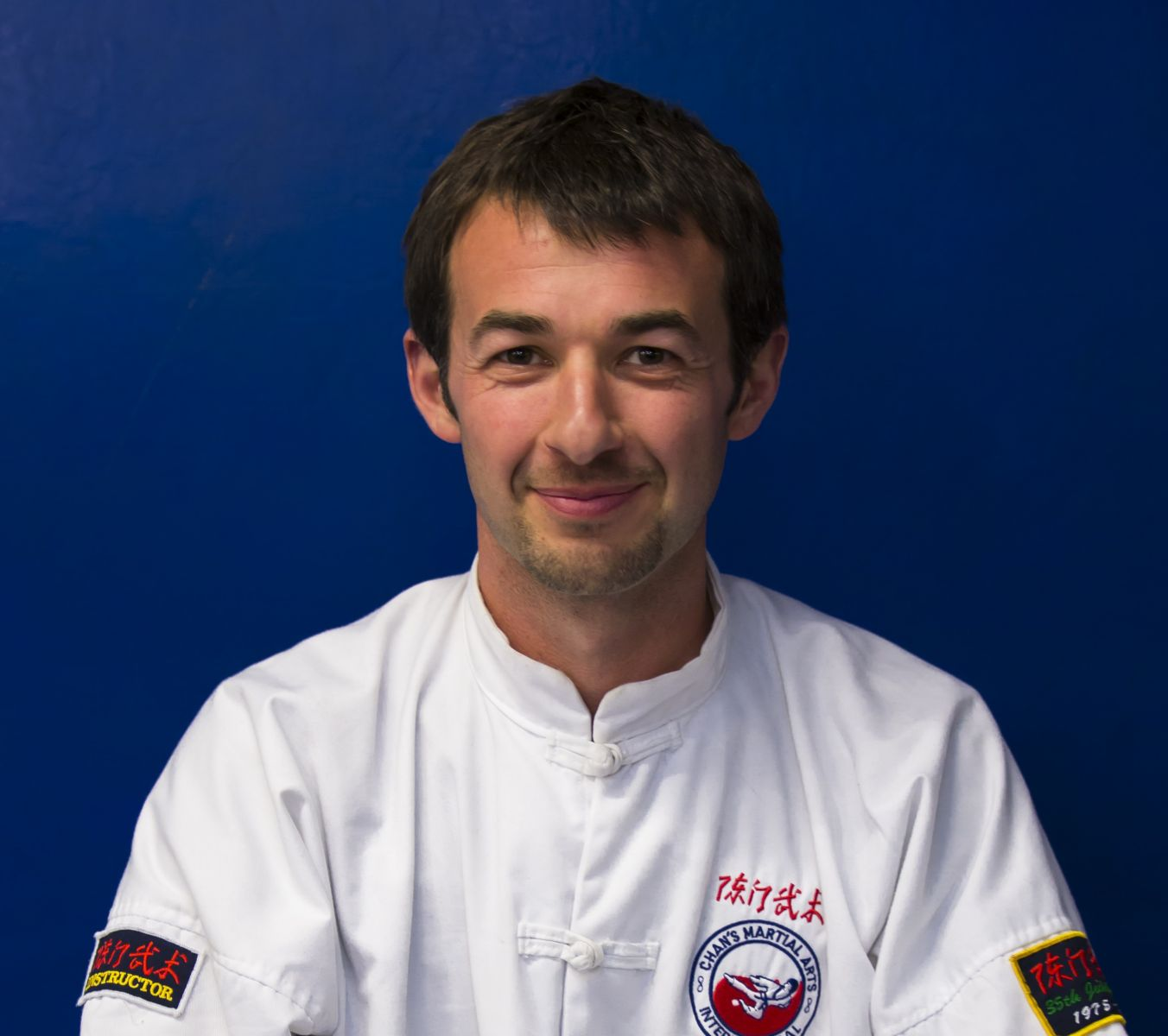 Chief Instructor - Jeremy Parkhill Laoshi