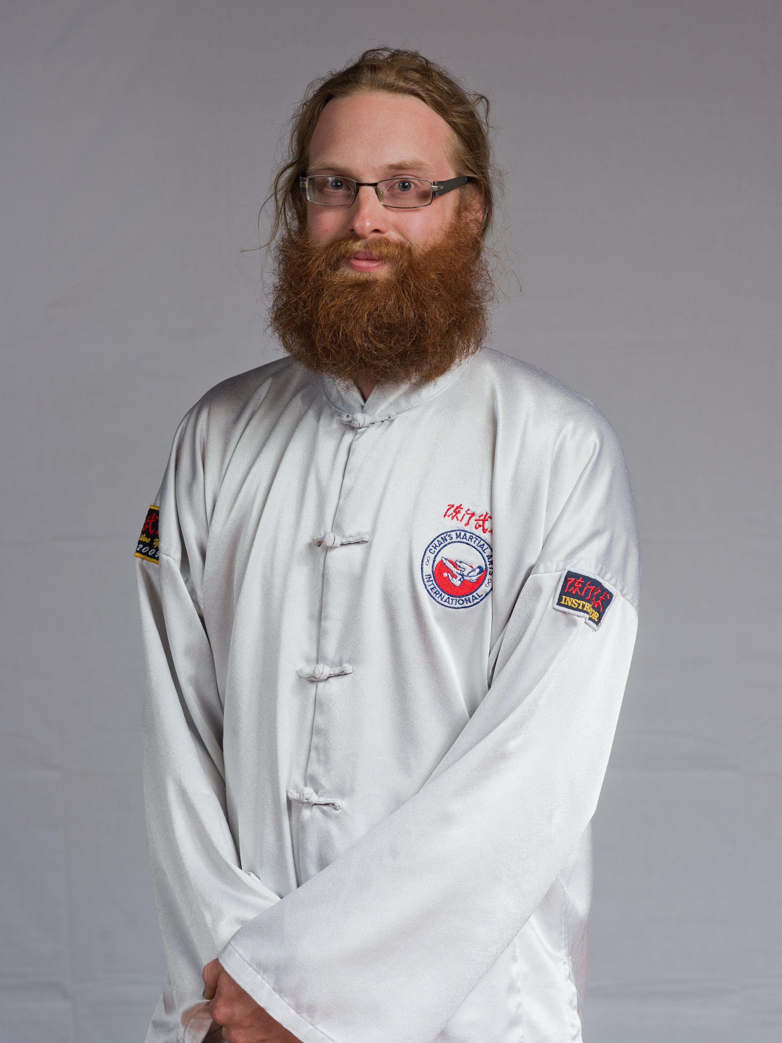 Kung Fu Instructor - Chris MacKenzie Laoshi