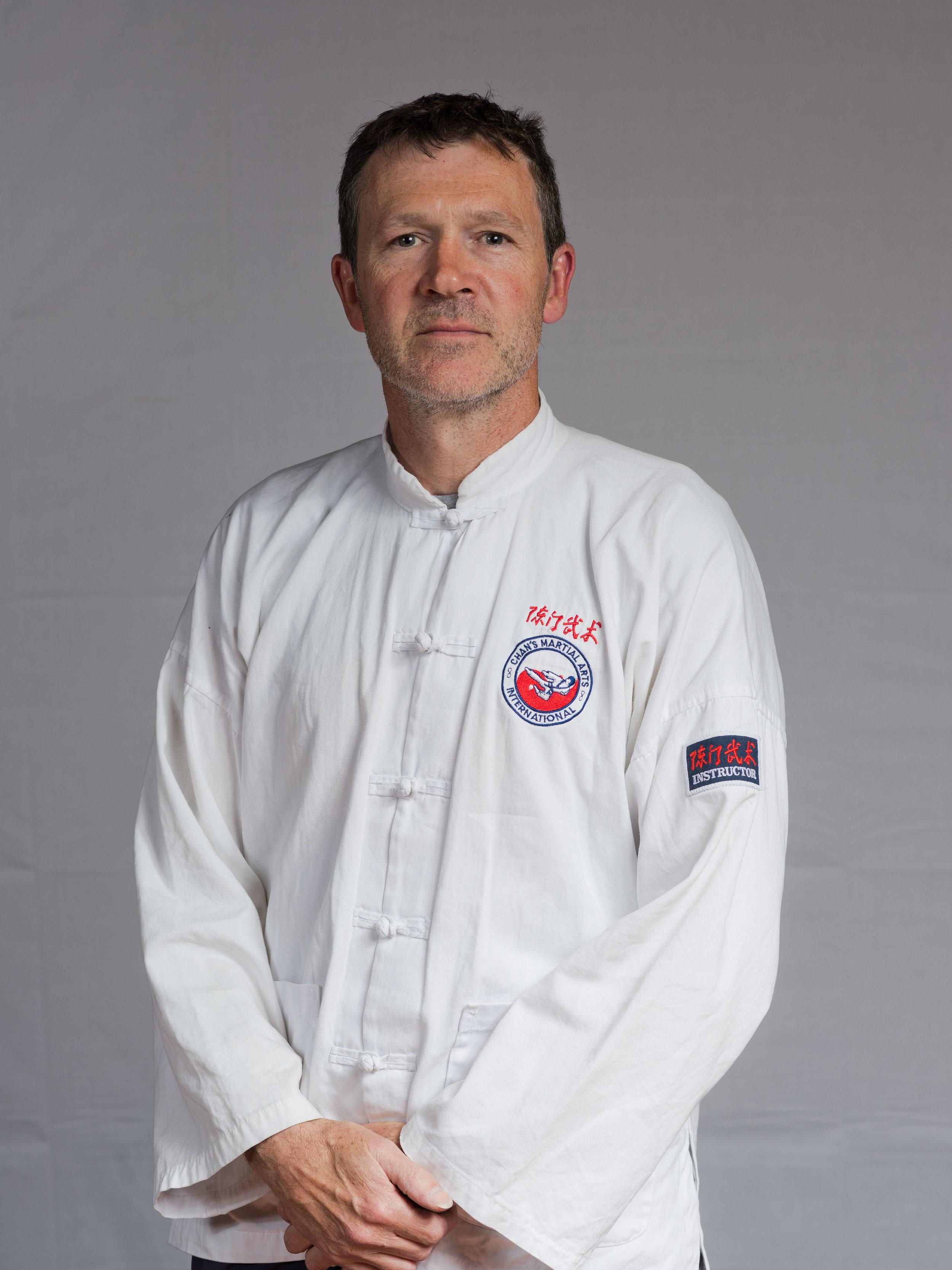 Senior Instructor - Mr Chris Allen