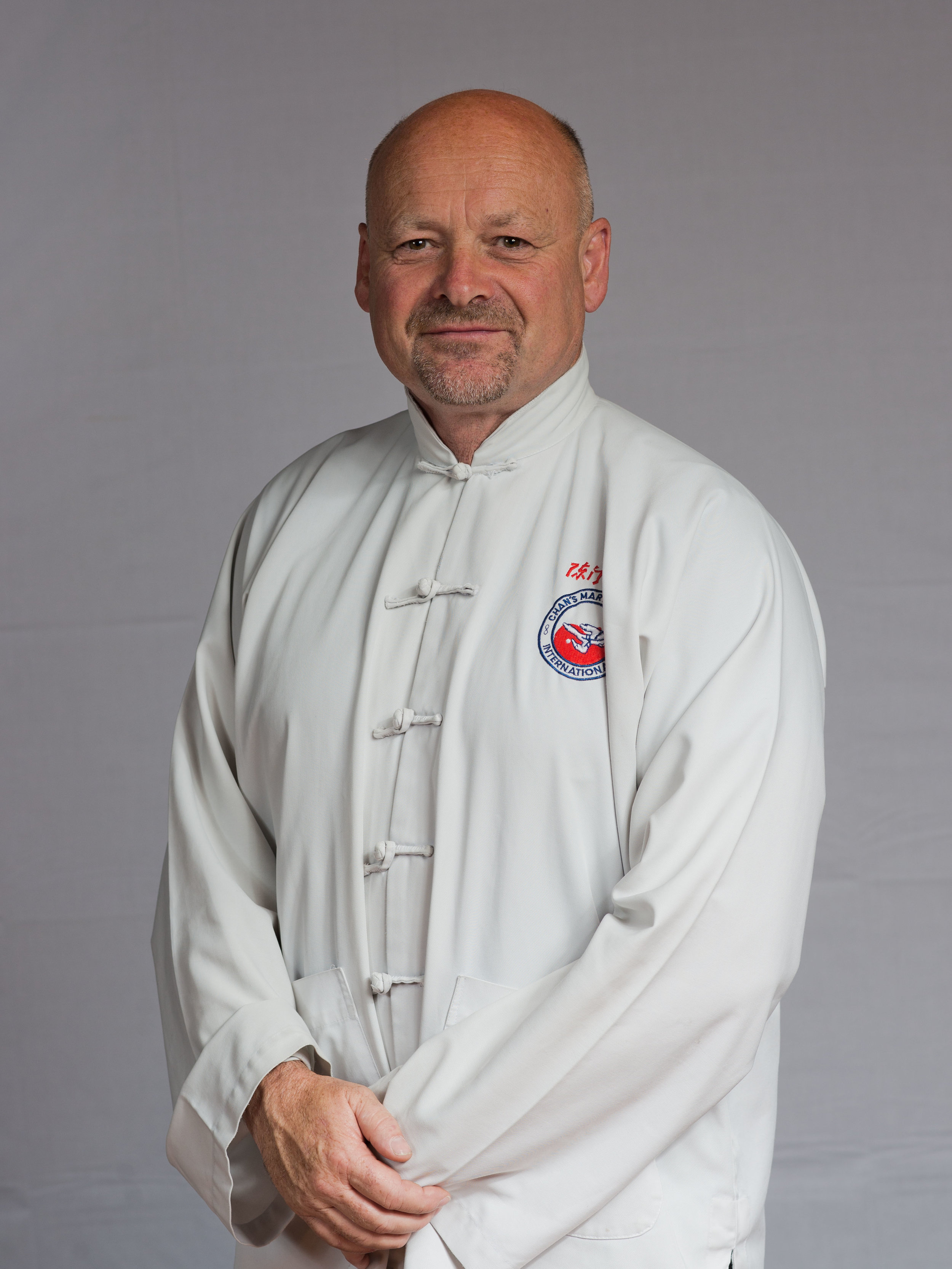 Chief Instructor - John O'Toole Laoshi