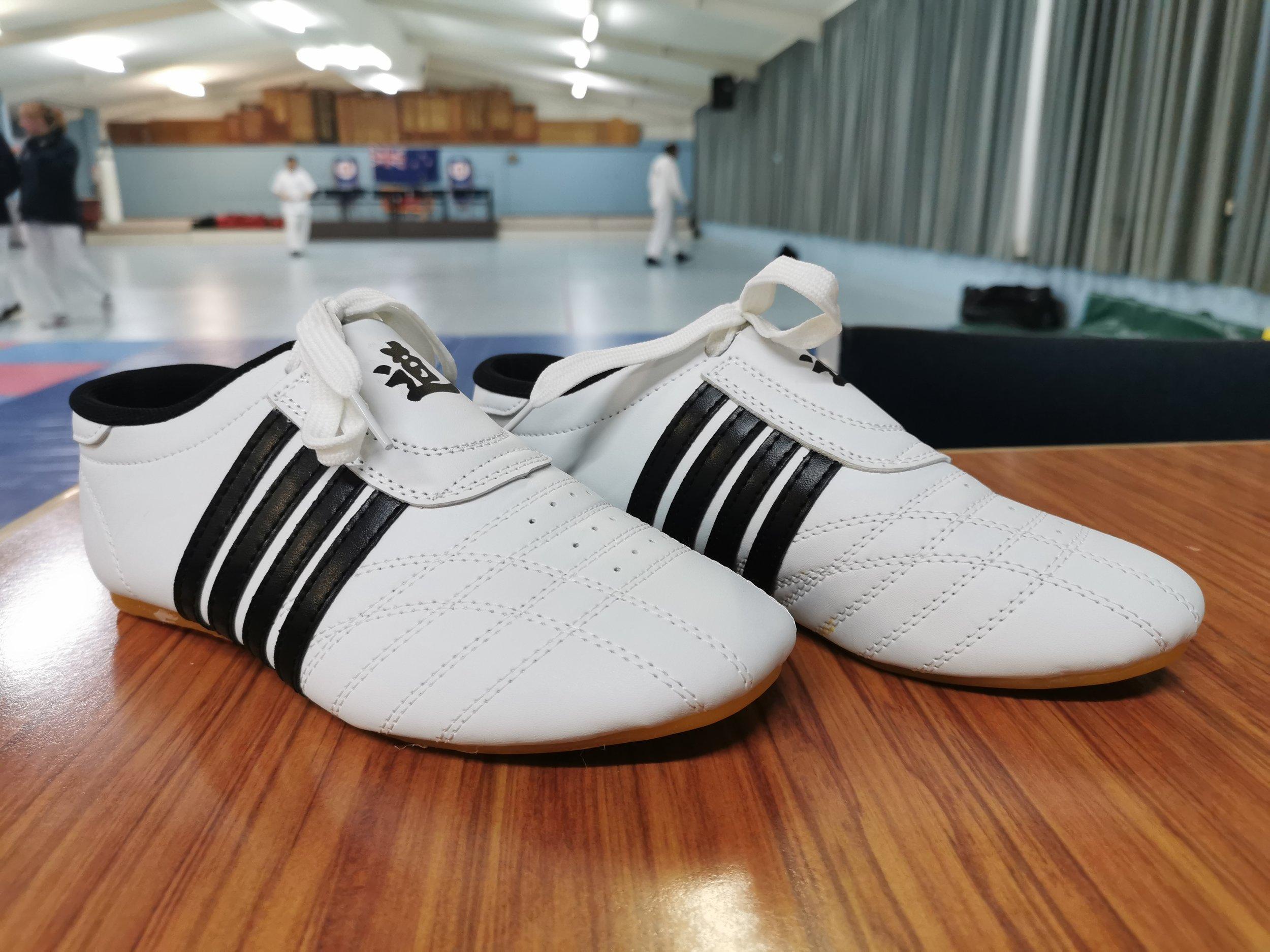 Four Stripe Shoes - $60