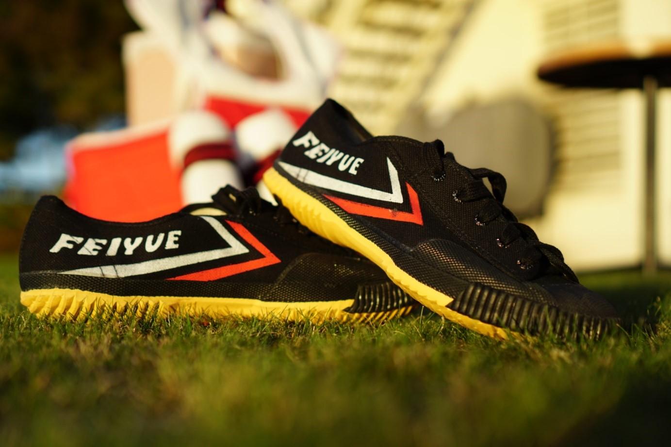 Feiyue Shoes - $60
