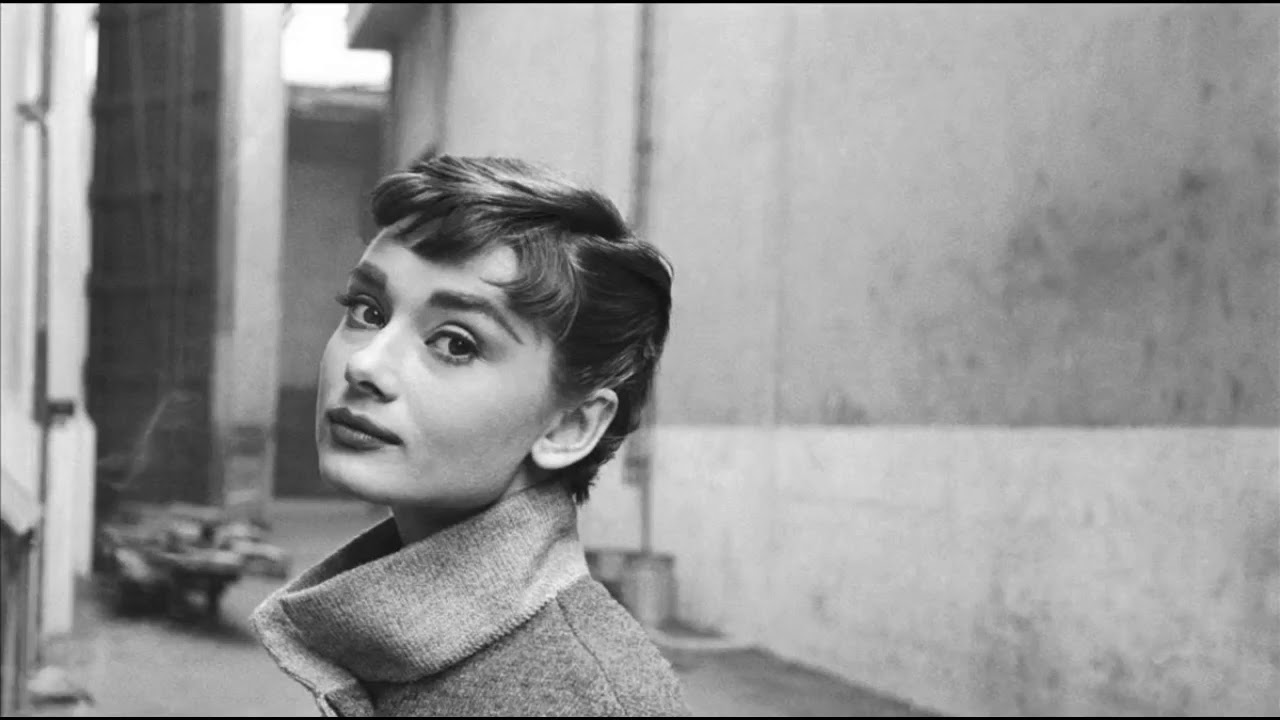 Audrey Hepburn, who made wartime malnutrition aesthetics the desired physique of Old Hollywood