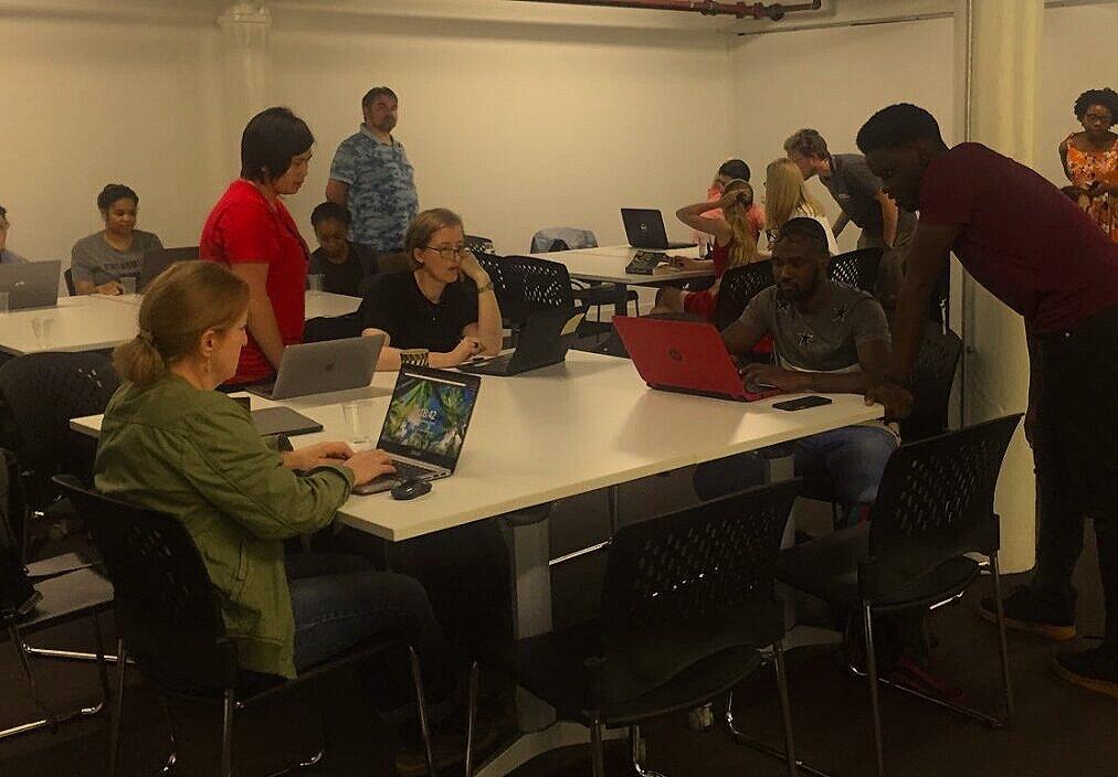 DiverseTechNW Coding Taster Workshop