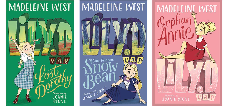 Madeleine West Books.jpg