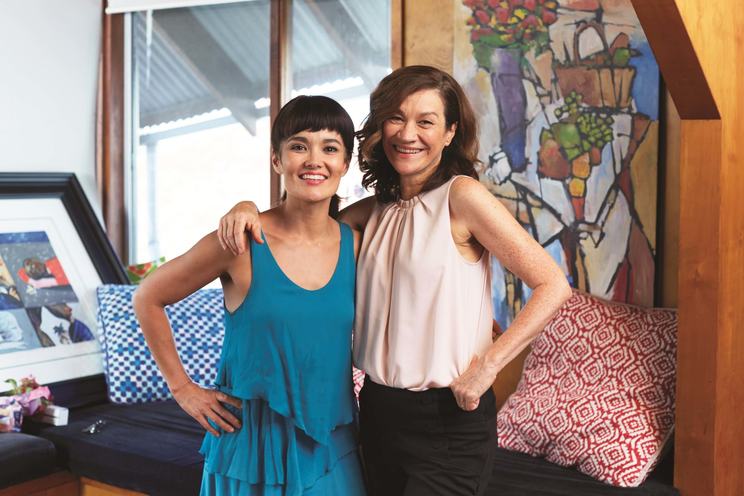 Yumi Stynes and Dr Melissa Kang low res.jpg