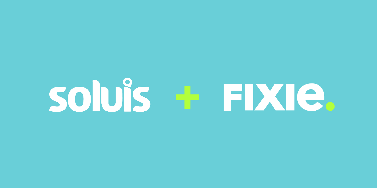 Soluis and Fixie 3D partnership