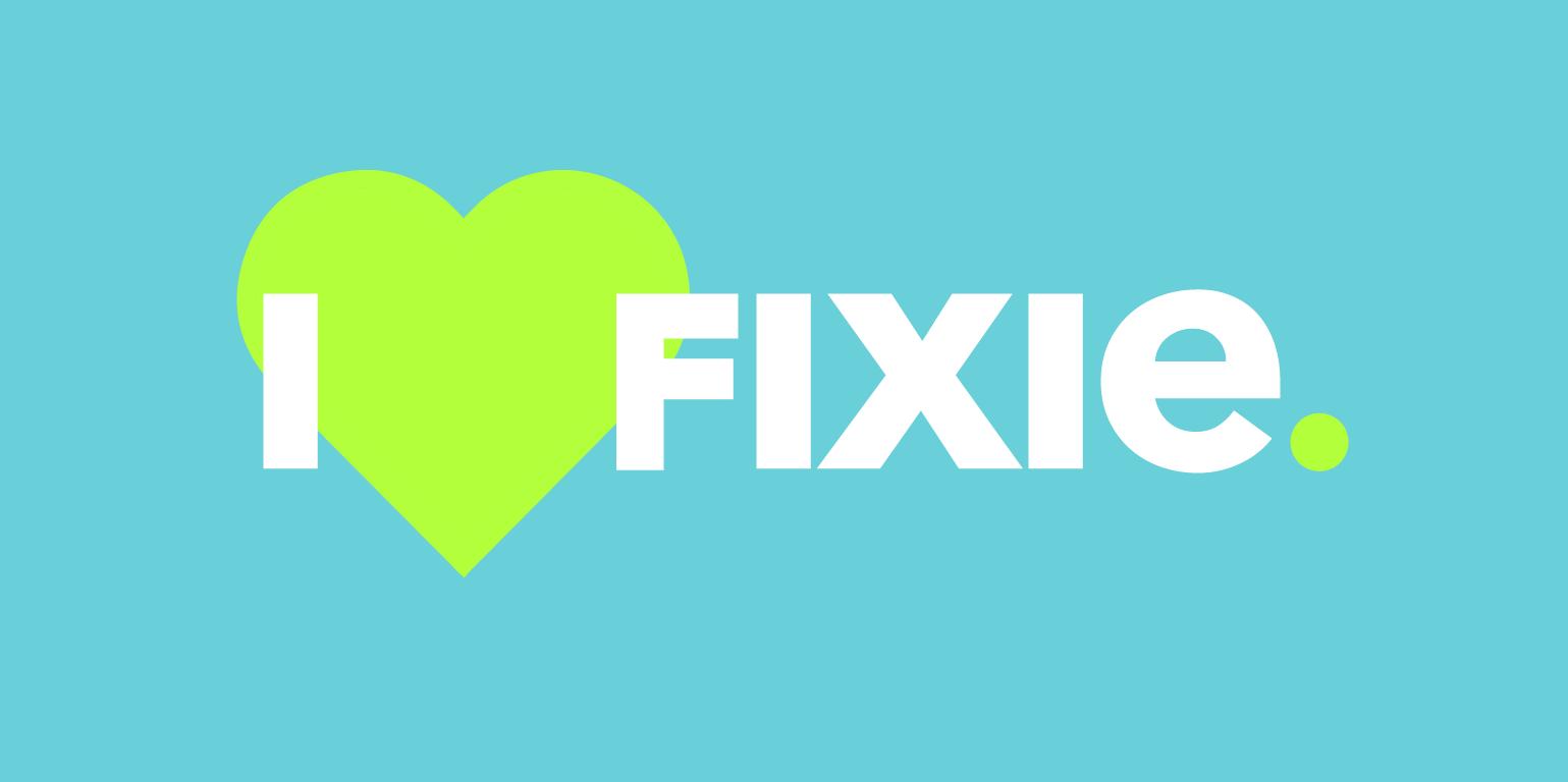 I love Fixie 3D