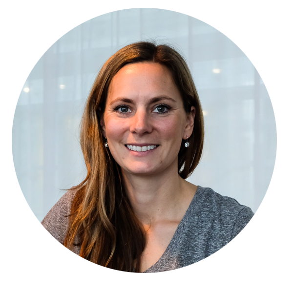 Emma Gabrielsson,  Project Manager