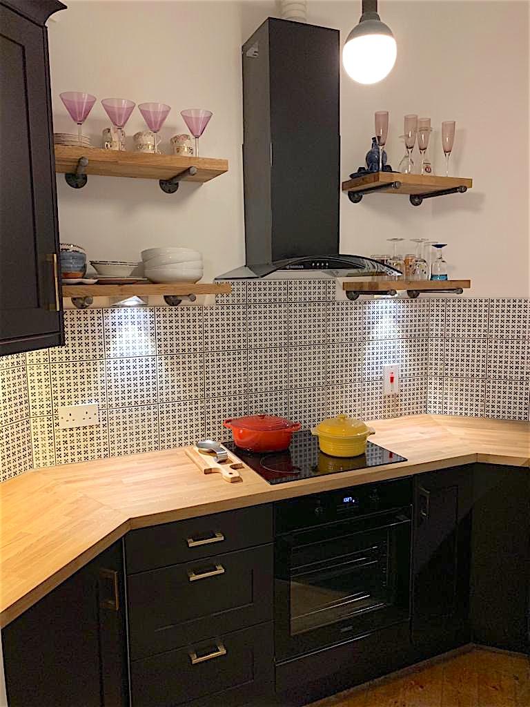 Wintergarden kitchen