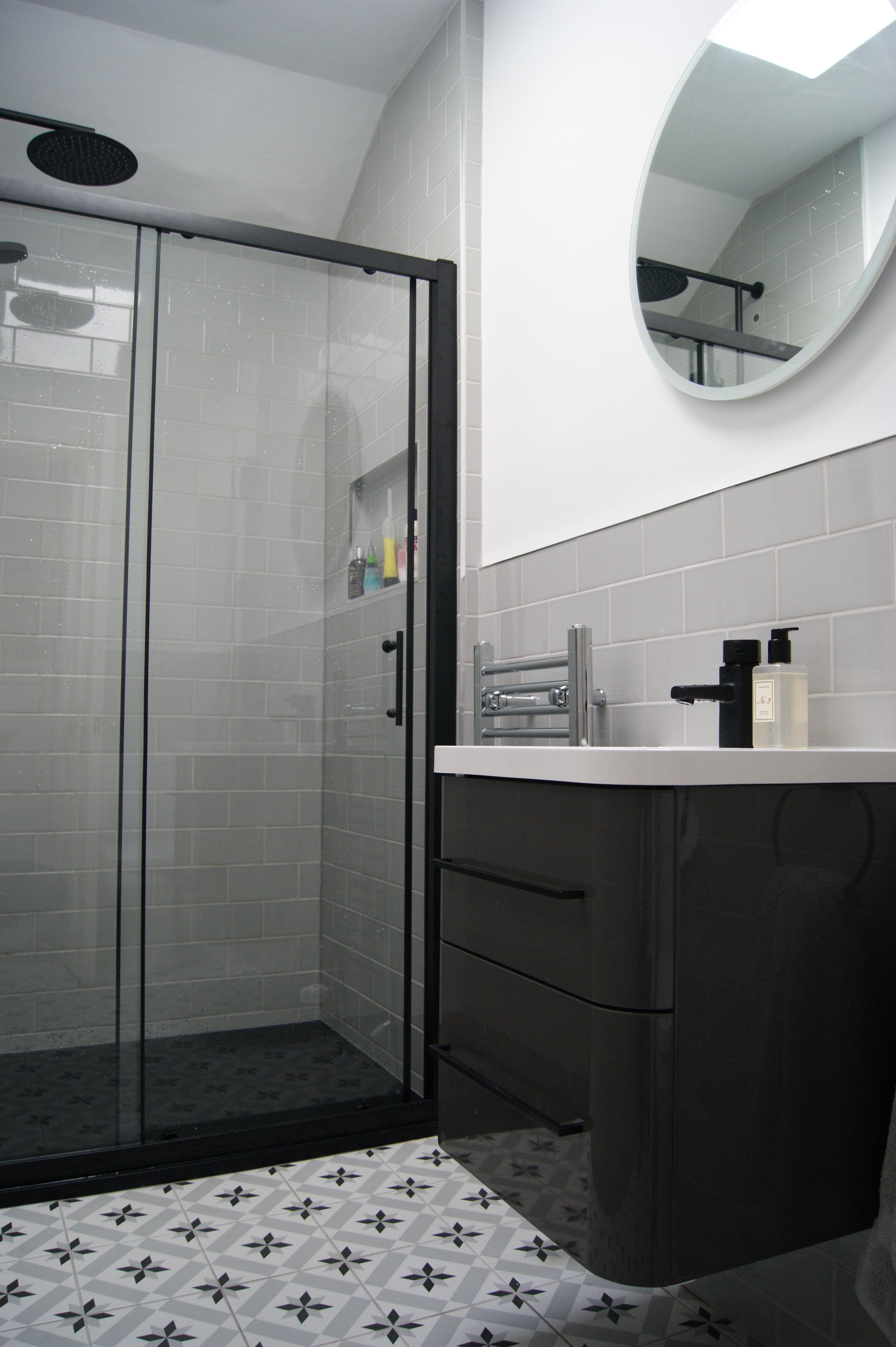 Dublin 6 shower room 2