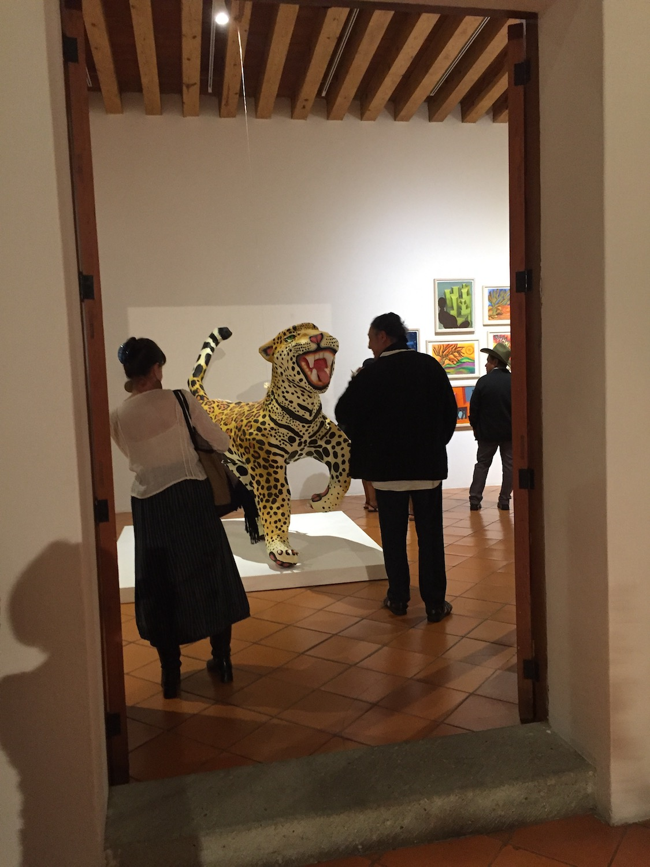 Jaguar, 2018, installation view