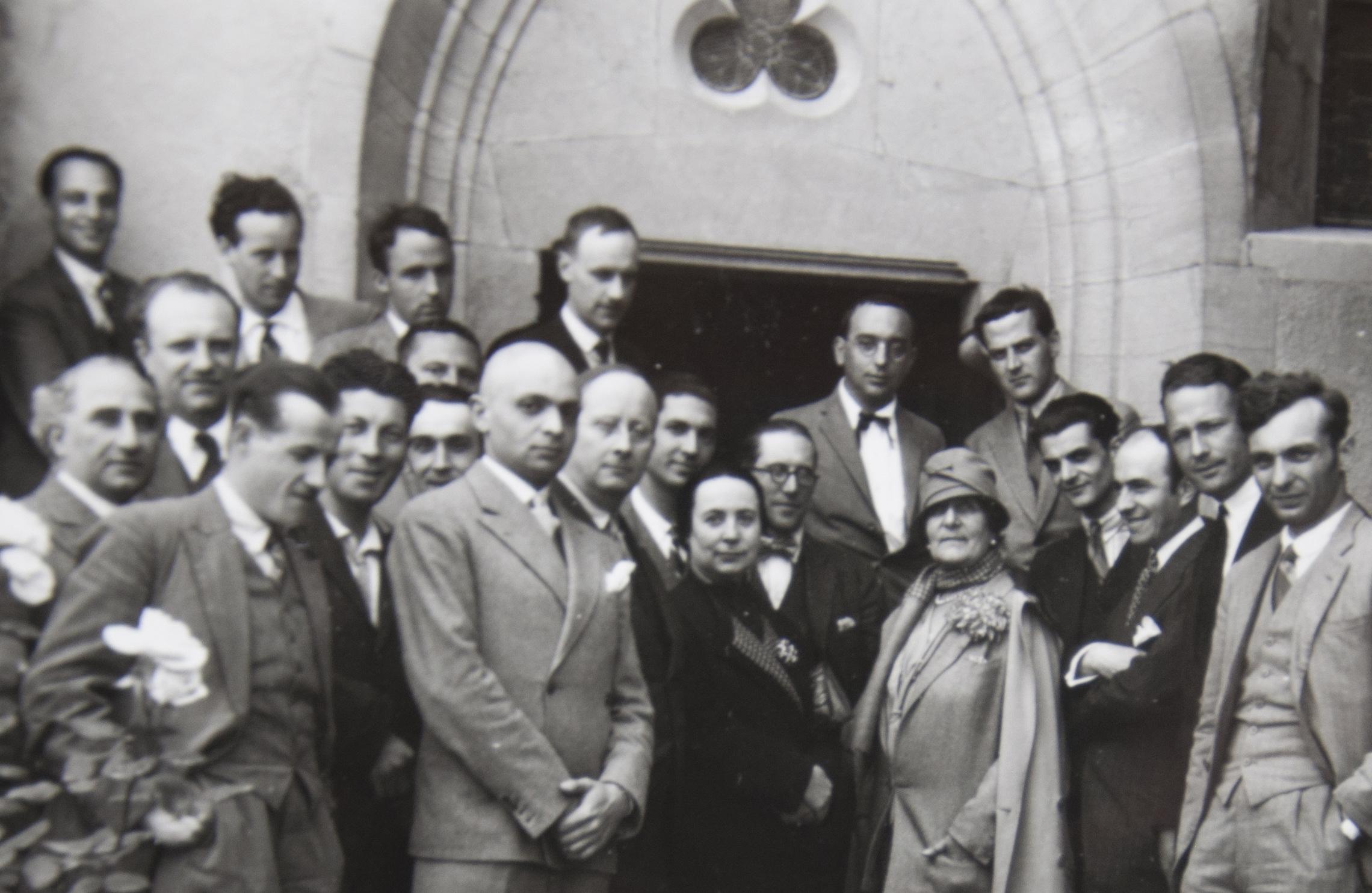 Mme de Mandrot, Le Corbusier