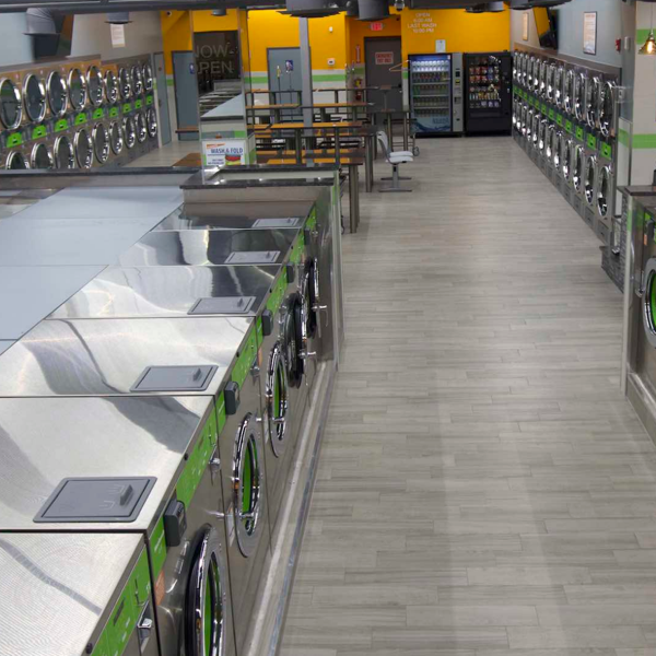State-Of-The-Art Facility - Laundry Place features a fully renovated space with brand new washers, dryers and Flat Screen TVs for your convenience. To make it easy, Laundry Place even offers free Wi-Fi.Visit Us