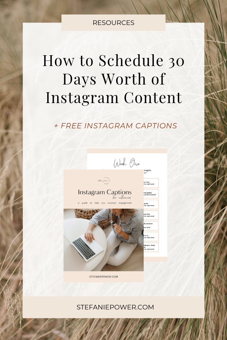 Do you want to increase engagement on social media, but aren't sure where to start? These tips will help you schedule one month's worth of content in just hours!