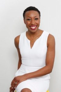 Tiffany Dufu, author of  Drop the Ball