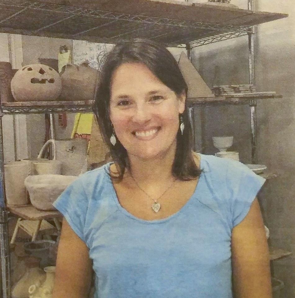 Elizabeth Halderson - Pottery Studio Manager