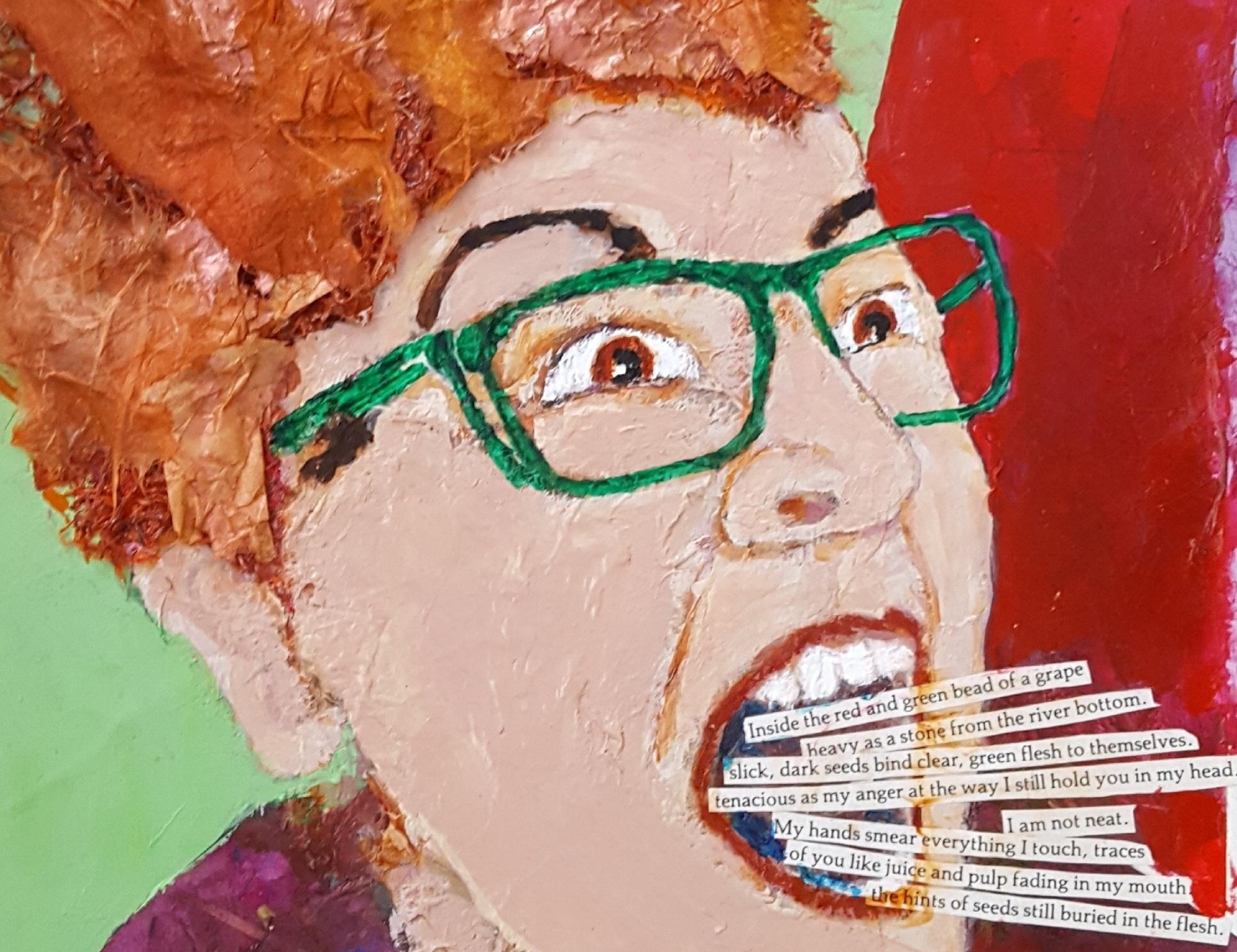 Who Are You? Self Portrait Exhibit -