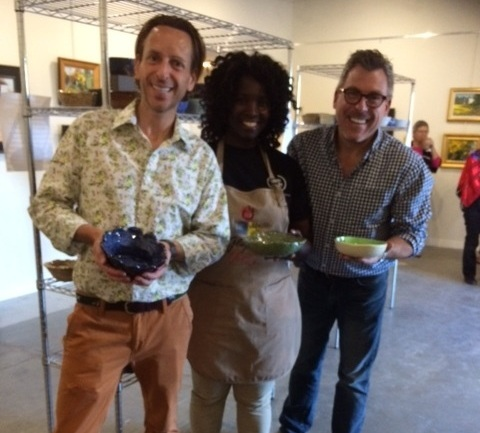 HANDMADE FOR THE HUNGRY/EMPTY BOWL EVENT -