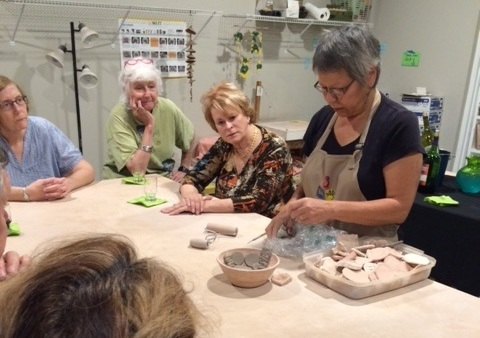 Pottery Classes and Workshops -