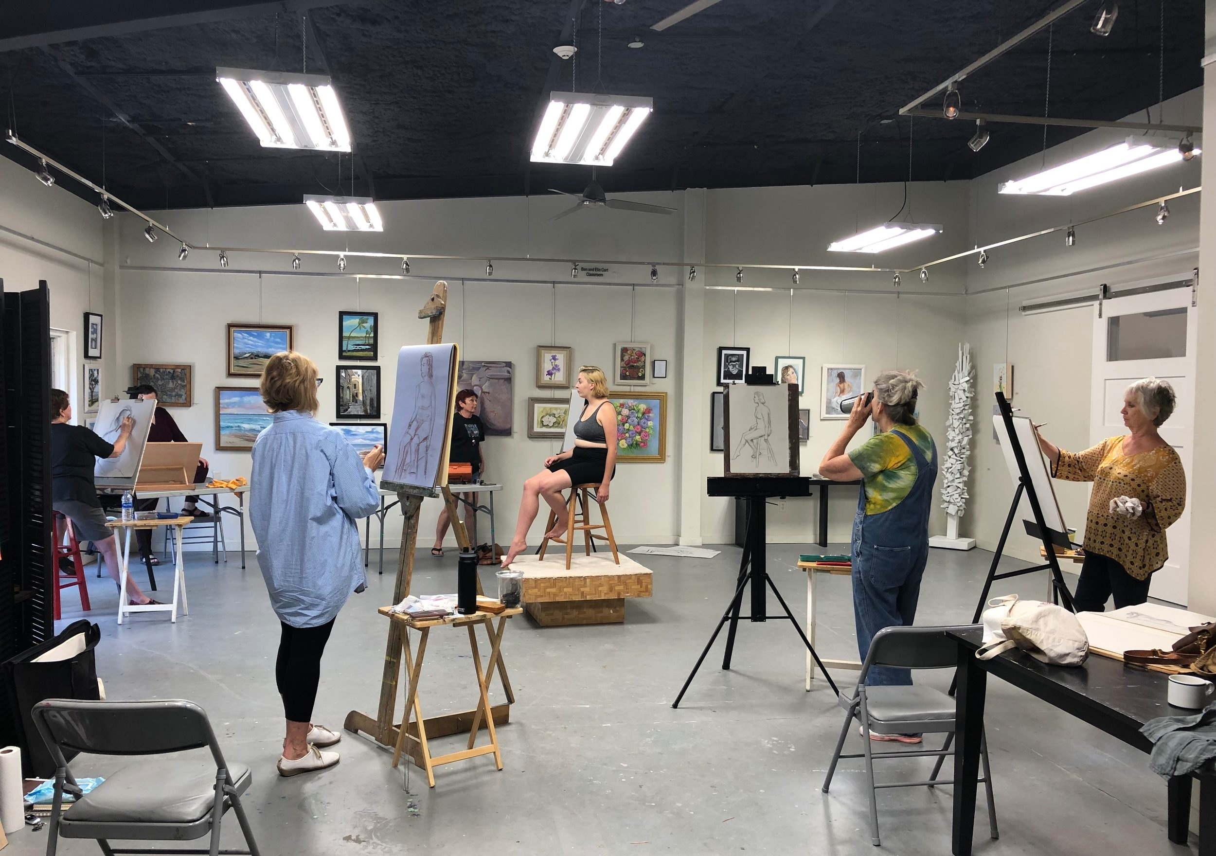 Painting/Drawing Classes and Workshops -