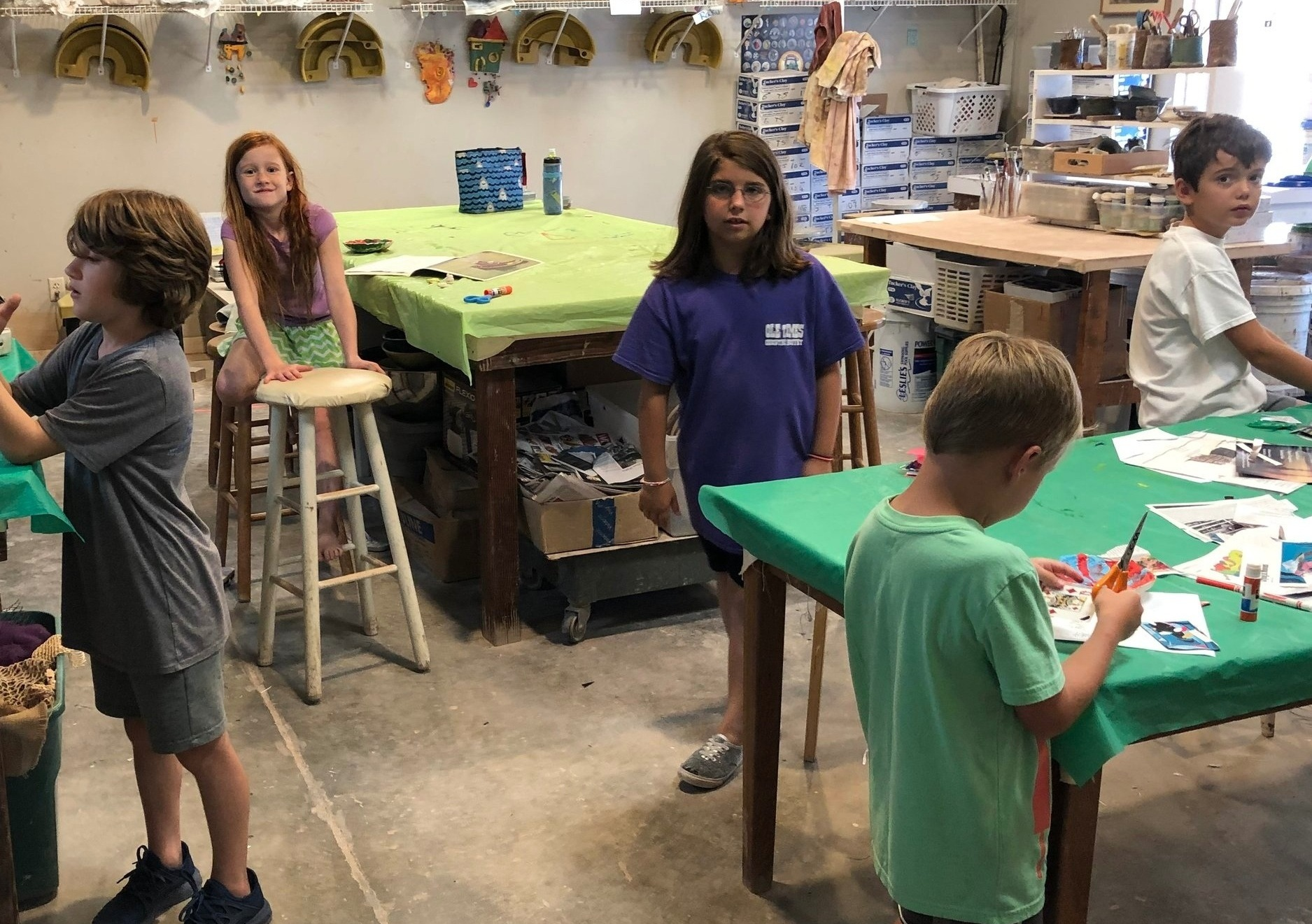 Kids Classes and Summer Camps -