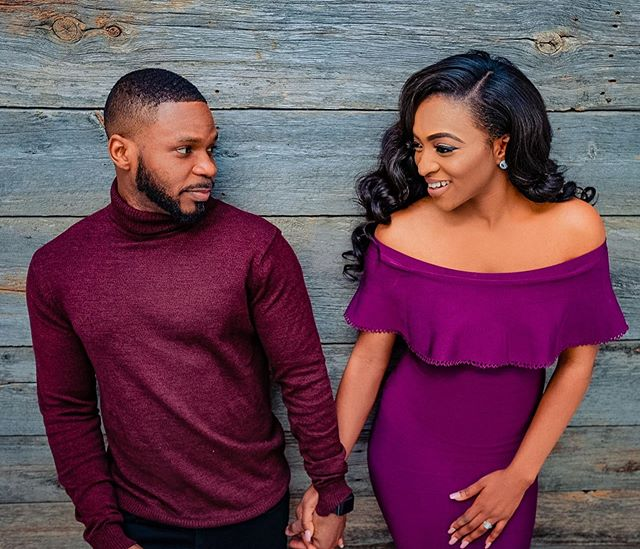 The way he looks at her 😍 _____________________________________________  Planner: @gracearhinevents  Photography: @jidekola  Hair: @_arthurhair_  Makeup: @eminentallure  ____________________________________________ #gracearhinweddings #gracearhinevents #engagementshoot #engagementshoots #torontoengagementshoot #torontoengagementphotographer #indoorengagementsession #indoorengagement #outdoorengagementphotos #torontoweddingphotographer #weddingplanningideas #torontoweddings #torontoweddingcoordinator #torontoweddingplanners #monthofcoordination #torontodayofcoordinator #isaidyes💍 #isaidyes #idoghana #munaluchibride #blackbride1998 #ghanaweddings #nigerianwedding
