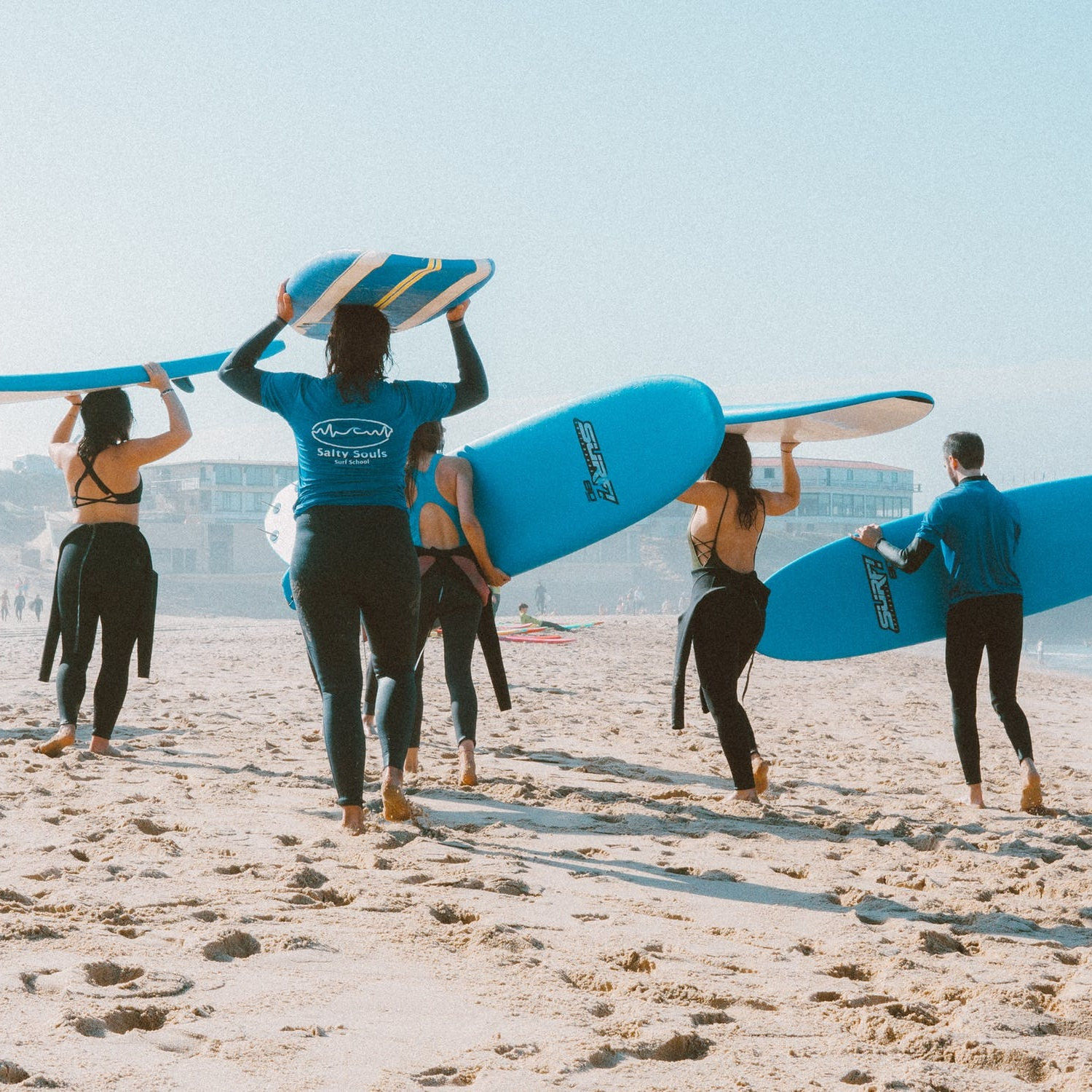 Group Surfing Trip to Hawaii Northcutt Travel Agency with Shayla Northcutt