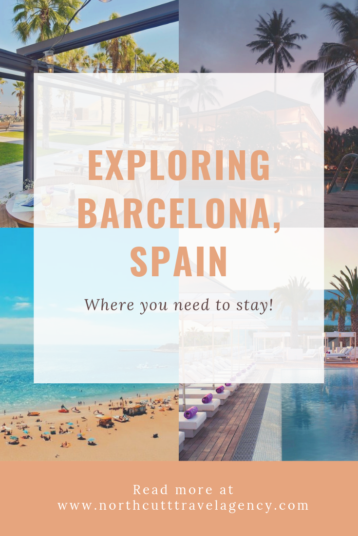 Exploring Barcelona, Spain Northcutt Travel Agency