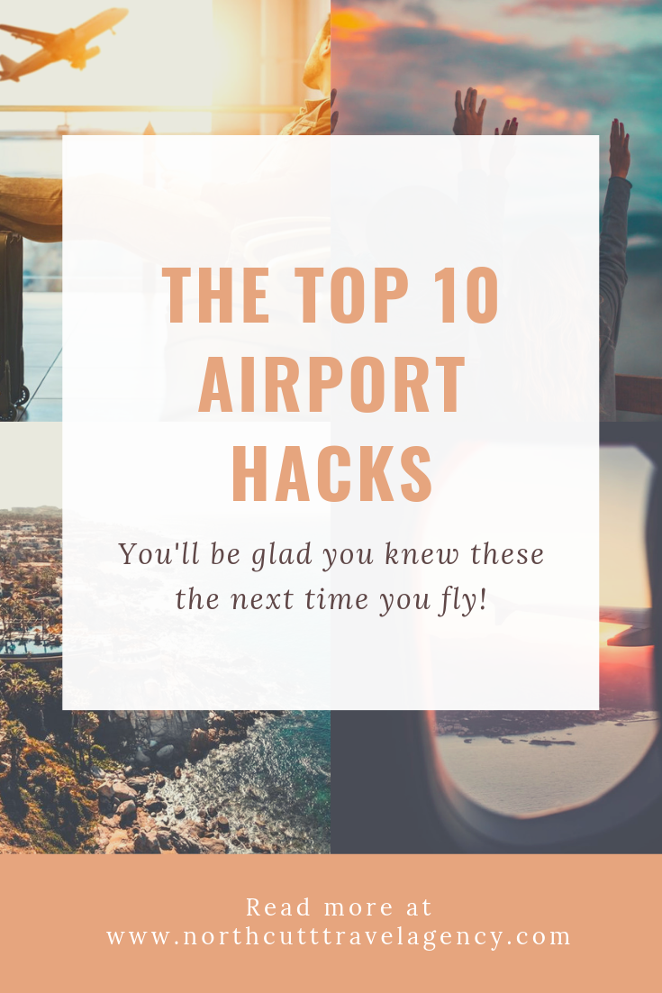 The Top 10 Airport Hacks