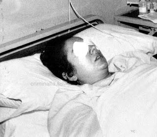 Ana María después del ataque