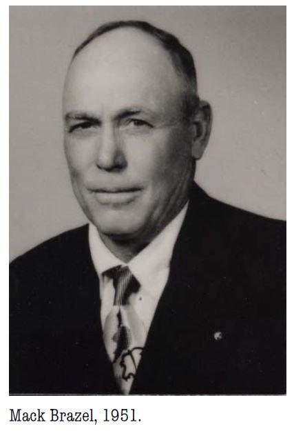 Mack Brazel