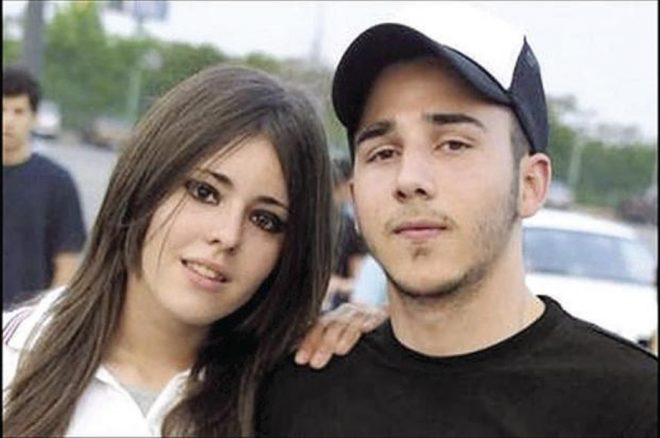 Erika y Diego