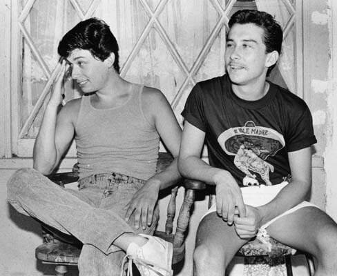Jaime y Julio Burgoin